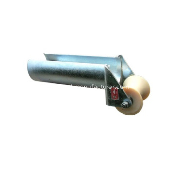 Heavy Duty Bell Mouth mit Roller